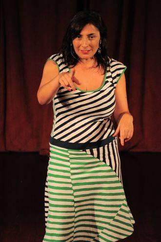 Ana Griott protagoniza el Viernes de los Cuentos de abril