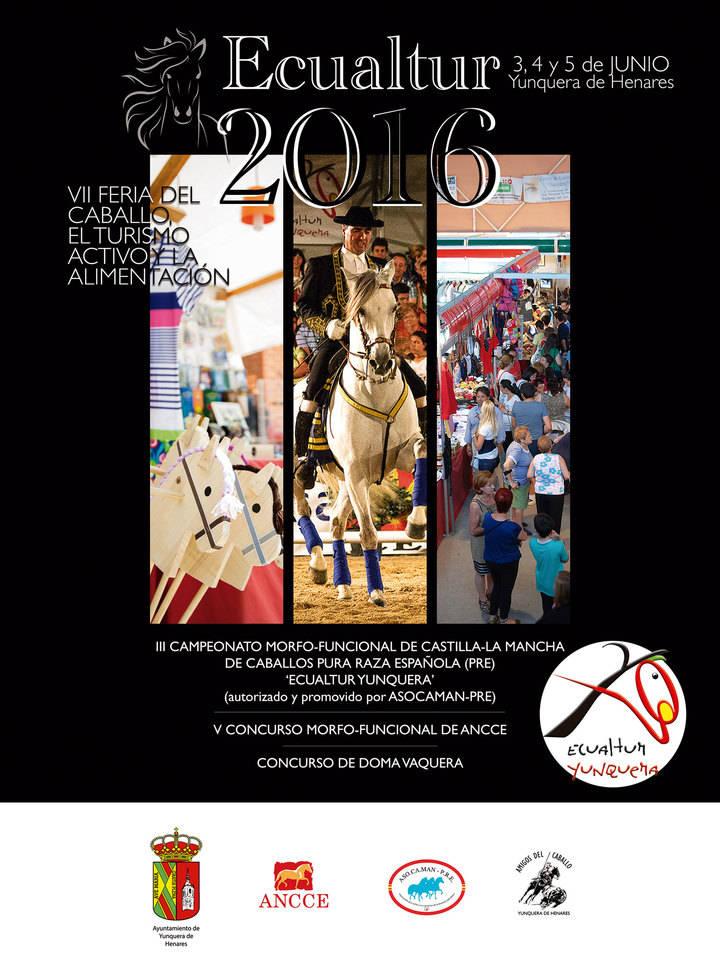 La séptima edición de Ecualtur Yunquera ya tiene fecha oficial: del 3 al 5 de junio