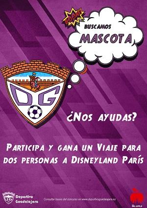 Si diseñas la mascota que busca el Deportivo Guadalajara, te llevan a DisneyLand París