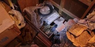 Aparecen tres cartuchos de dinamita en un trastero de Guadalajara