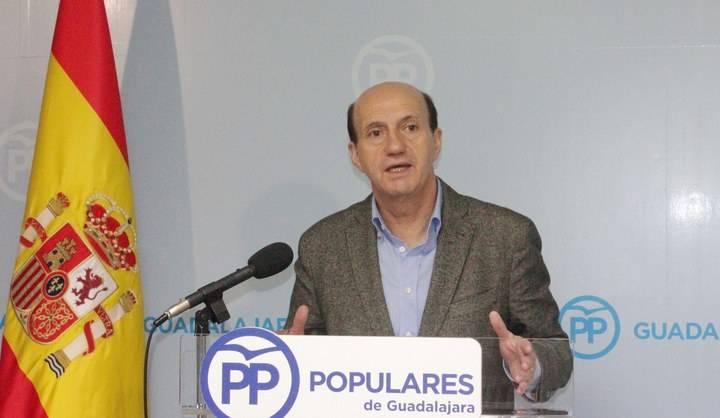 """Juan Pablo Sánchez: """"No vamos a consentir que se elimine ni una sola coma del Convenio Sanitario con Madrid"""""""