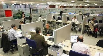 Uno de cada cinco trabajadores en Castilla-La Mancha es funcionario o trabaja para empresas públicas