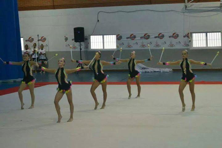 Dos gimnastas del Club Stylo participarán en el Campeonato de España Base de Gimnasia Rítmica