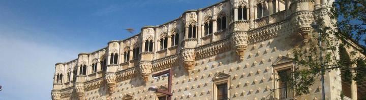 """""""Las noches del Palacio del Infantado"""" arrancan este miércoles con una gran suelta de globos"""