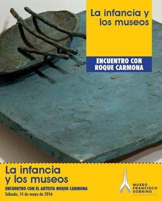 """""""La infancia y los museos"""", nuevo taller en el Museo Francisco Sobrino"""