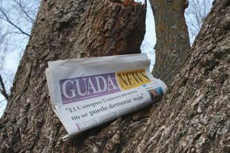 Lluvias, bajada de las temperaturas y viento de hasta 25km/h este lunes en Guadalajara