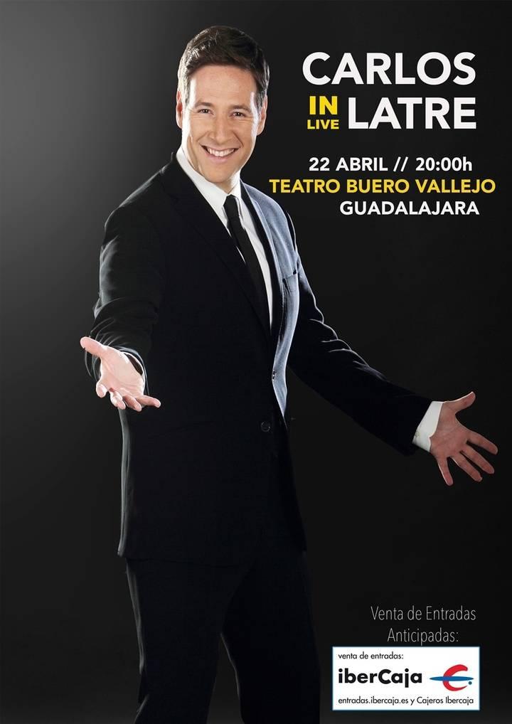 El humor de Carlos Latre y la música del Orfeón Joaquín Turia, esta semana en el TABV