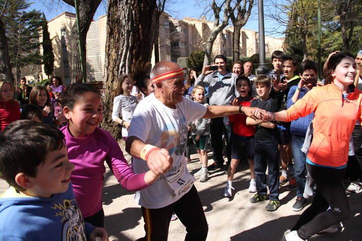 Sigüenza abre el 10 de abril el circuito de Carreras populares 'Recorre Guadalajara'