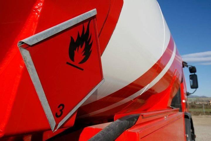 La Junta activa el Plan de Emergencia de Transporte de Mercancías Peligrosas por el accidente de Renera