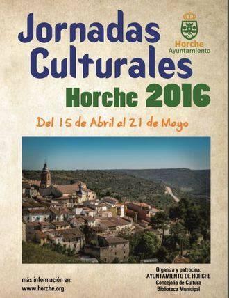 28 actividades para todas las edades conforman el programa de las Jornadas Culturales de Horche 2016