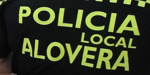 Resultado de imagen de POLICIA LOCAL ALOVERA
