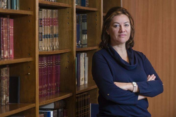 Alicia Fernández de Peñaranda, nueva presidenta del Colegio de Médicos de Guadalajara