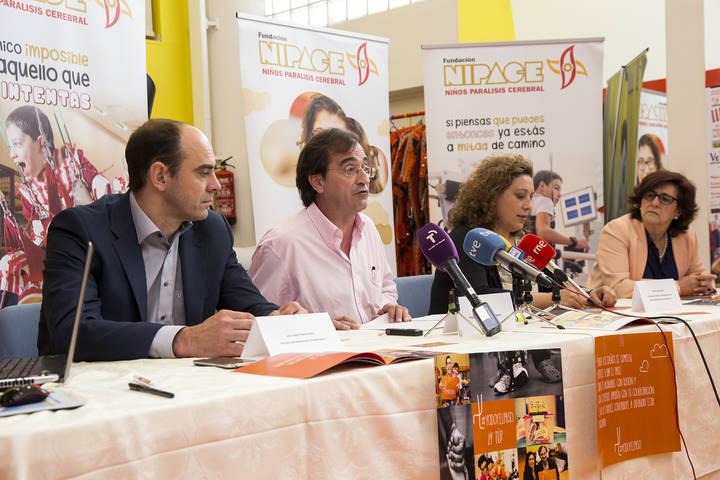 Nipace lanza #Yodoyelpaso, una campaña para captar socios y sumar apoyos para ayudar a niños con parálisis cerebral