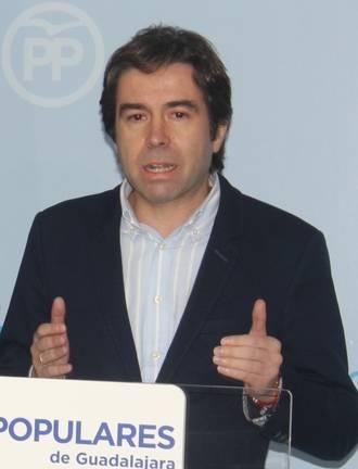 """Robisco: """"Page sigue odiando a Guadalajara y se niega a una obra tan importante como la conexión Alcorlo-Beleña"""""""
