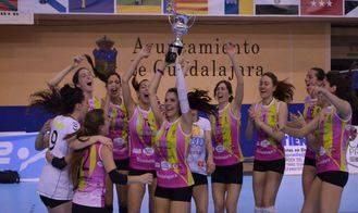 Motorsan Guadalajara Voley, a la élite del voleibol femenino