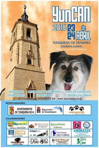 Yunquera será el epicentro canino del año en YunCan 2016