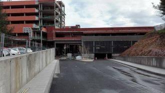 UGT insiste en que el nuevo aparcamiento del Hospital de Guadalajara esté listo ya