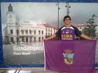 Nacho Gutiérrez, Juan Luis García y Rodrigo Rojo, una temporada más con el CEBA Guadalajara
