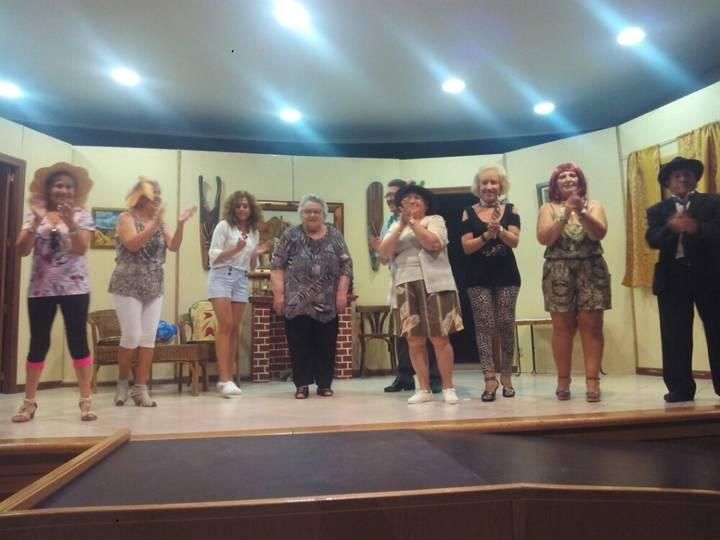 Fin de semana de teatro y música en el fin de curso del Centro de Día de Alovera