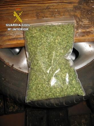 Un detenido en Azuqueca de Henares por estar cultivando 95 plantas de marihuana