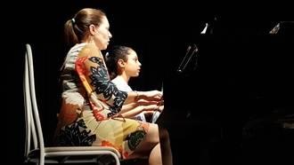 La escuela de música de Alovera celebra el fin de curso con mucha participación y audiciones