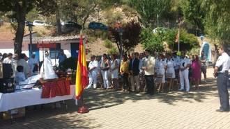 Brillante procesión de la Virgen del Carmen en el Lago de Bolarque
