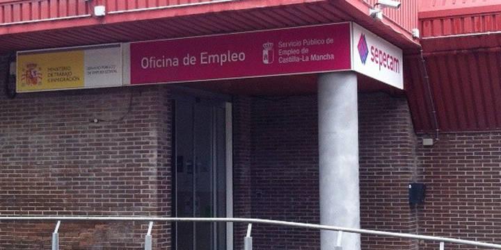El balance del paro en el mes de julio deja a siete personas más en la lista mala en Guadalajara
