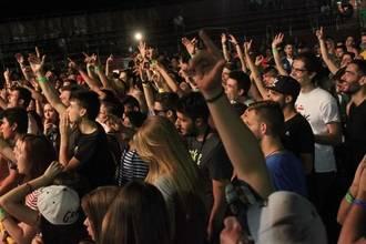 Hip-hop y reggae llenan Cabanillas en el Monkee Music Festival con más de 2.000 personas