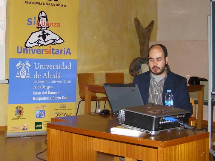 La AAISS colabora con el Primer Ciclo de Conferencias Sobre Arte Románico en Sigüenza