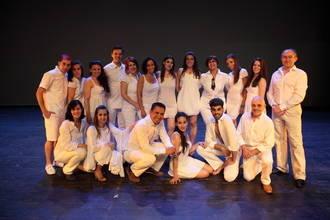 La escuela de danza Araceli y Juan cierra la programación del TABV para junio