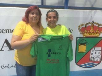 Amaya Rincón Blas, nuevo Fichaje del FSF Alovera