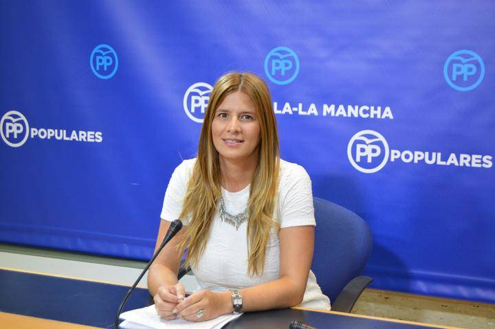 """Agudo: """"Castilla-La Mancha nunca ha vivido una situación tan caótica de la Sanidad como la que ha creado Page"""""""