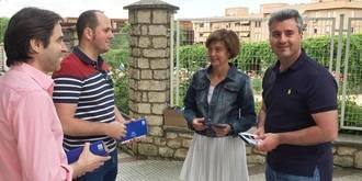 """Ana González: """"España necesita una persona con experiencia, valorada y reconocida en Europa como es Mariano Rajoy"""""""