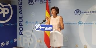 """Ana González: """"España se despierta hoy con la gran noticia de la reducción histórica del paro"""""""