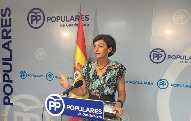"""Ana González: """"La única opción para el futuro de España es formar un gobierno presidido por el PP"""""""