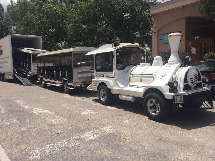 El Tren Turístico de Almonacid, Albalate y Zorita echará a andar el 1 de julio