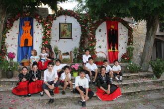 El barrio de San Juan se lleva el premio al mejor Arco de San Juan 2016 en Sigüenza