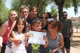 La Peña Los Membrys gana el Concurso de Paellas en el año de su recuperación