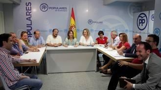 """Ana Guarinos: """"El convenio sanitario con Madrid que firmó Cospedal es garantía para nuestra salud; solo quien está instalado en la soberbia, como el gobierno socialista, puede querer eliminarlo"""""""