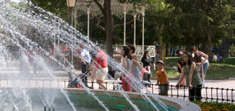 Guadalajara en alerta por calor extremo este domingo, a partir del lunes bajarán las temperaturas