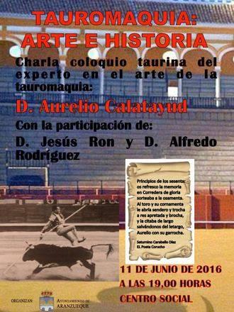 El torero Aurelio Calatayud regresa a Aranzueque