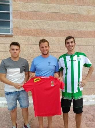 El Deportivo Brihuega hace oficial sus dos primeros fichajes