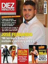 """DIEZ MINUTOS José Fernando : """"Mi hermana me ha invitado a la boda"""""""