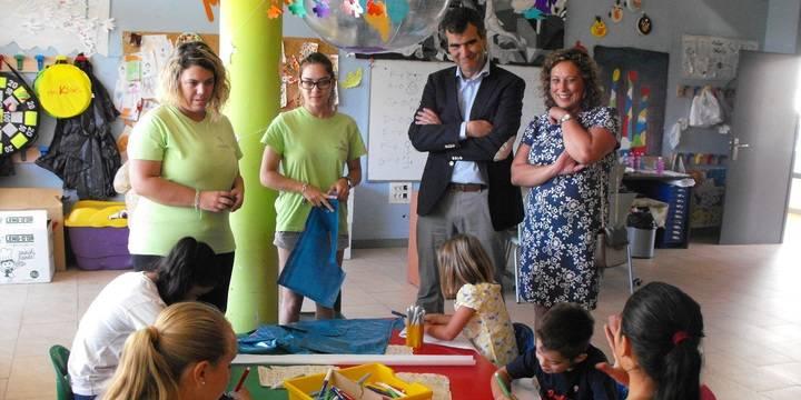 Guadalajara oferta 1.000 plazas para favorecer la conciliación familiar durante el verano