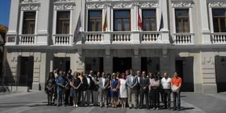 """Guadalajara vuelve a gritar """"BASTA YA"""" ante la barbarie terrorista en Niza"""