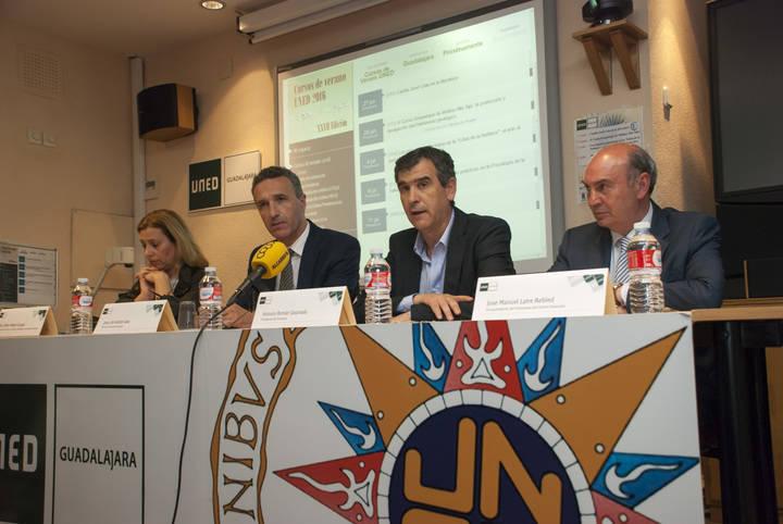 La UNED de Guadalajara dio a conocer sus Cursos de Verano