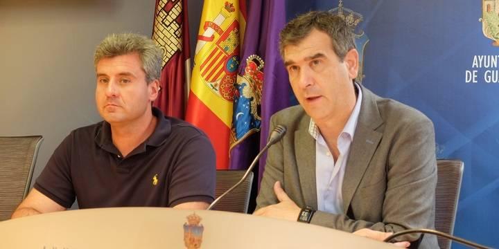 """Antonio Román presenta la """"amplia e importante"""" oferta de empleo público para el Ayuntamiento de Guadalajara"""
