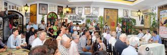 Se presenta el Cartel de la Feria Taurina del Carmen y de la Sal en la Venta de Vargas de San Fernando (Cádiz)