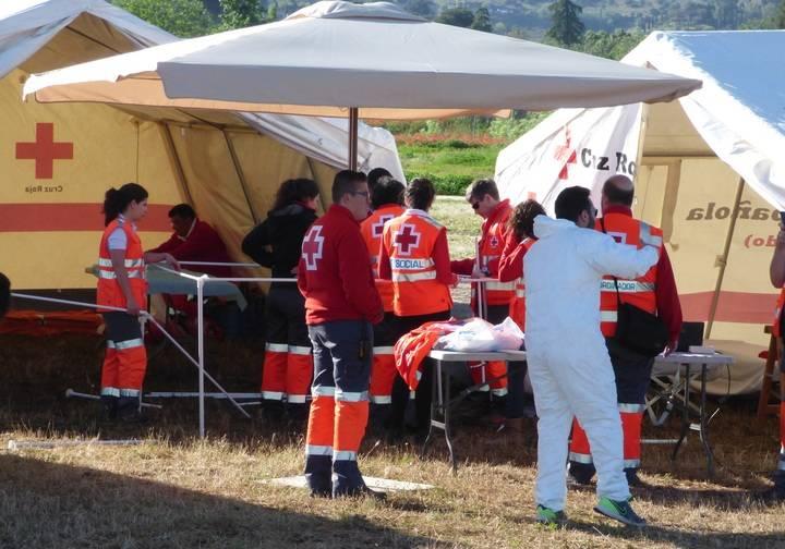 39 emergencias requirieron la ayuda psicológica de Cruz Roja durante 2015 en la región