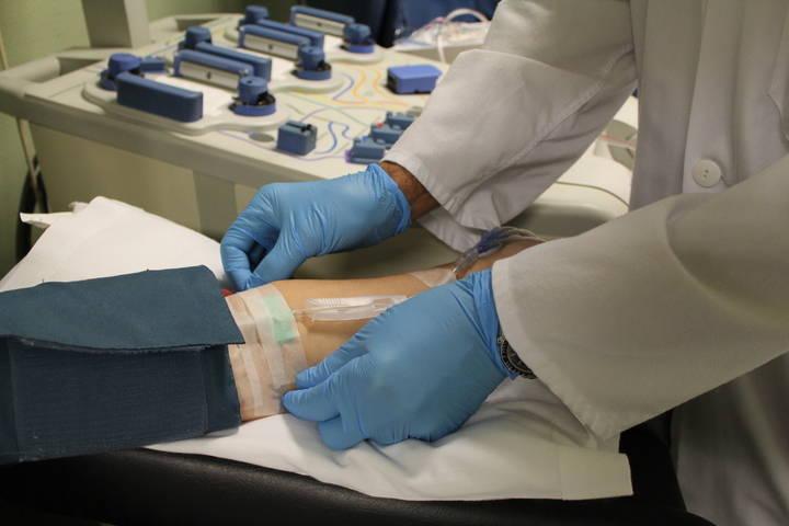 Hospitales de Castilla-La Mancha se unen a la celebración del Día Mundial del Donante de Sangre